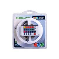 ΤΑΙΝΙΑ LED 3 ΜΕΤΡΩΝ 10W+DRIVER+CONTROL 12V RGB IP20 BLISTER