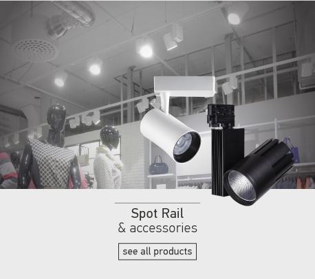 Spot rail & accessories