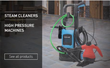 Steam Cleaners/High pressure machines