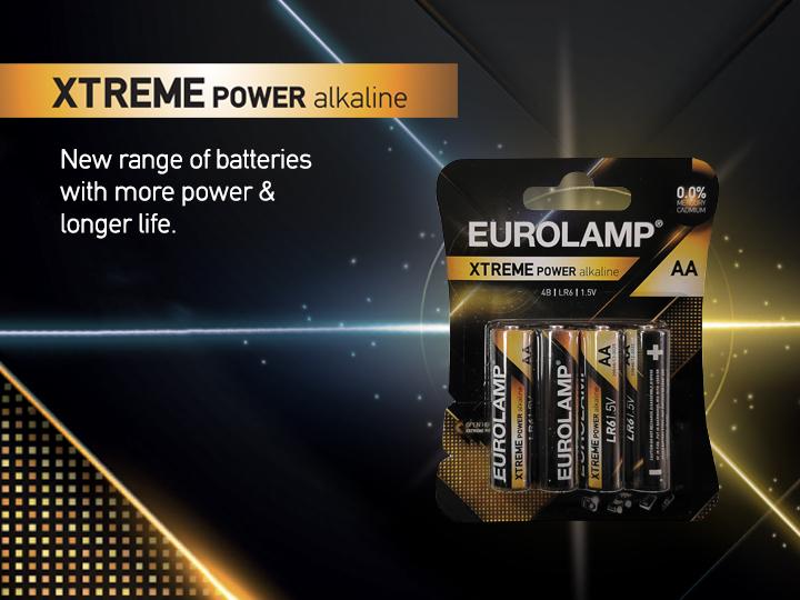Xtreme batteries