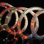 ΦΩΤΟΣΩΛΗΝΑΣ LED, ΔΙΚ/ΛΟΣ, ΧΡΩΜΑΤΙΣΤΟΣ, 50 Μ. ΜΕ 36 LED ΑΝΑ ΜΕΤΡΟ,  IP44