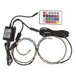 ΤΑΙΝΙΑ LED ΜΕ ΣΥΝΔΕΣΗ USB 0,50M 7,2W 5V RGB IP65 ΣΕΤ 2ΤΜΧ PRO