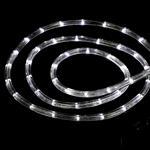 ΦΩΤΟΣΩΛΗΝΑΣ LED, ΜΟΝ/ΟΣ ΛΕΥΚΟΣ, 50m, ΜΕ 24 LED ΑΝΑ ΜΕΤΡΟ, IP44